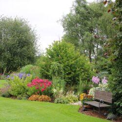 1.-2. august: Raunas Stādi taimetalu aiapäevad, Rauna kihelkond